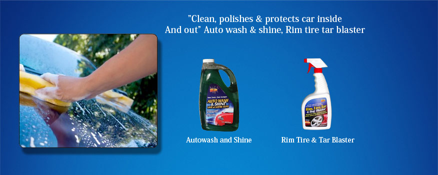 Clean-Polishes-Products-Car-Inside-And-Out-Auto-Wash-Shine-Rim-Tire-Tar-Blaster