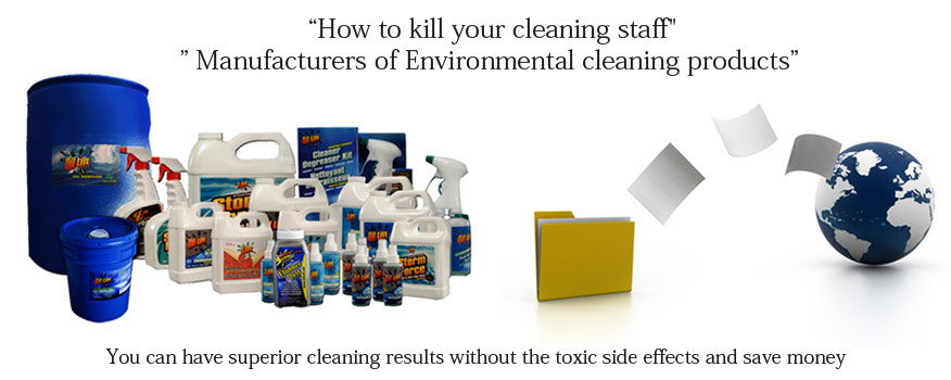 How to Kill Your Cleaning Staff Manufacturers of Environmental Cleaning Products